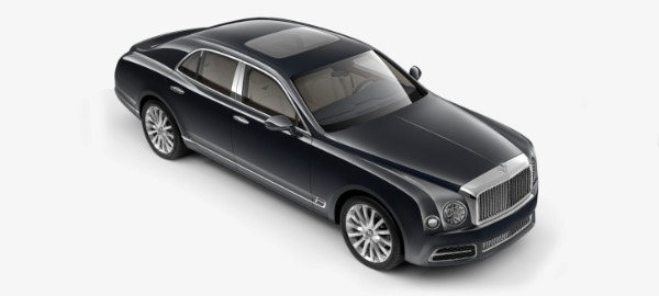 New 2017 Bentley Mulsanne for sale Sold at Rolls-Royce Motor Cars Greenwich in Greenwich CT 06830 4