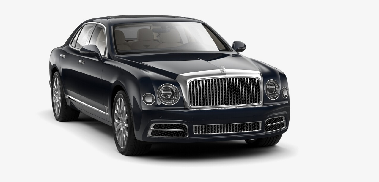 New 2017 Bentley Mulsanne for sale Sold at Rolls-Royce Motor Cars Greenwich in Greenwich CT 06830 1