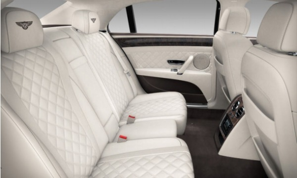 New 2017 Bentley Flying Spur W12 for sale Sold at Rolls-Royce Motor Cars Greenwich in Greenwich CT 06830 8