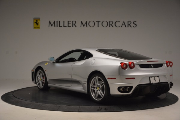 Used 2007 Ferrari F430 F1 for sale Sold at Rolls-Royce Motor Cars Greenwich in Greenwich CT 06830 5