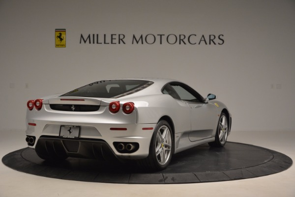 Used 2007 Ferrari F430 F1 for sale Sold at Rolls-Royce Motor Cars Greenwich in Greenwich CT 06830 7
