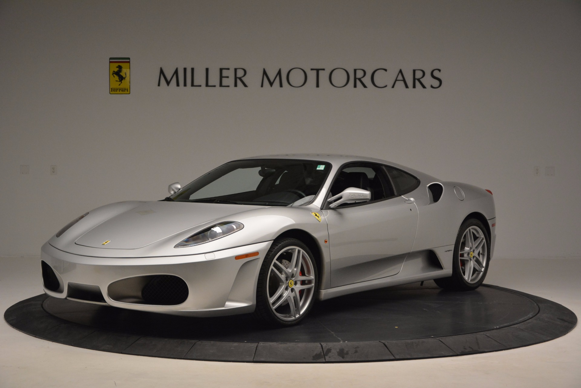 Used 2007 Ferrari F430 F1 for sale Sold at Rolls-Royce Motor Cars Greenwich in Greenwich CT 06830 1