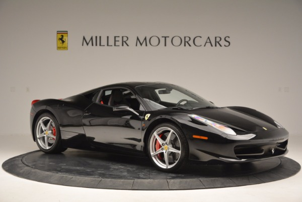 Used 2013 Ferrari 458 Italia for sale Sold at Rolls-Royce Motor Cars Greenwich in Greenwich CT 06830 10