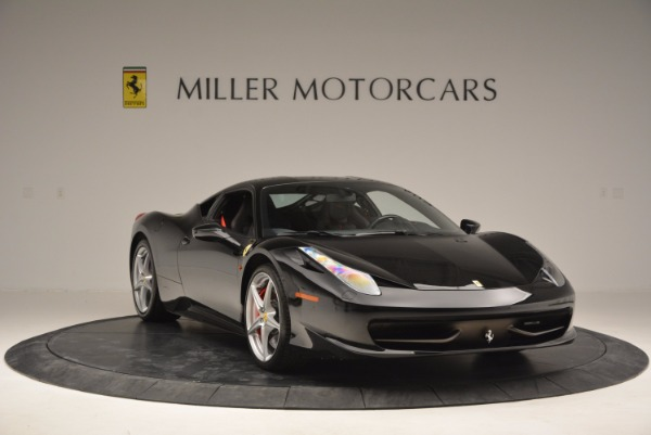 Used 2013 Ferrari 458 Italia for sale Sold at Rolls-Royce Motor Cars Greenwich in Greenwich CT 06830 11