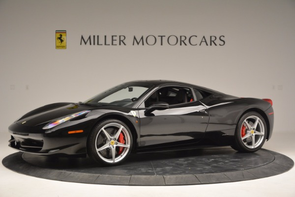 Used 2013 Ferrari 458 Italia for sale Sold at Rolls-Royce Motor Cars Greenwich in Greenwich CT 06830 2