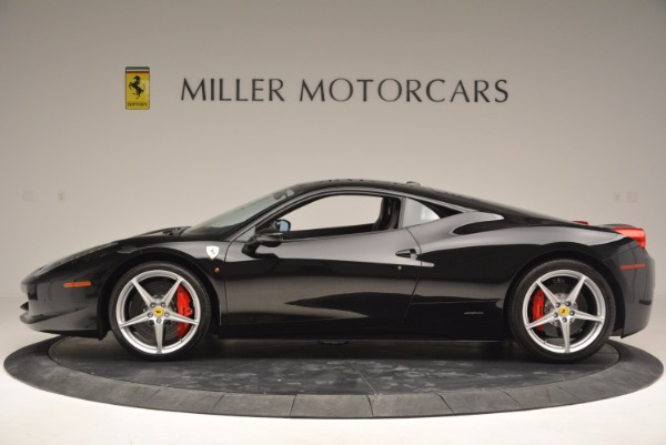 Used 2013 Ferrari 458 Italia for sale Sold at Rolls-Royce Motor Cars Greenwich in Greenwich CT 06830 3