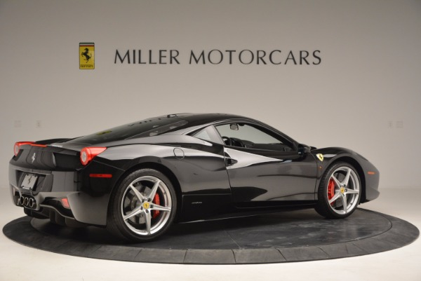 Used 2013 Ferrari 458 Italia for sale Sold at Rolls-Royce Motor Cars Greenwich in Greenwich CT 06830 8
