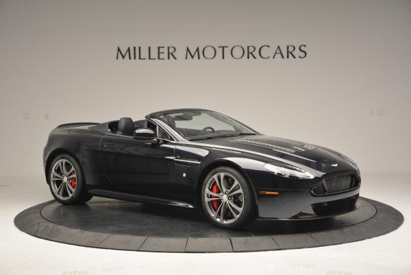 Used 2016 Aston Martin V12 Vantage S Convertible for sale $128,900 at Rolls-Royce Motor Cars Greenwich in Greenwich CT 06830 10