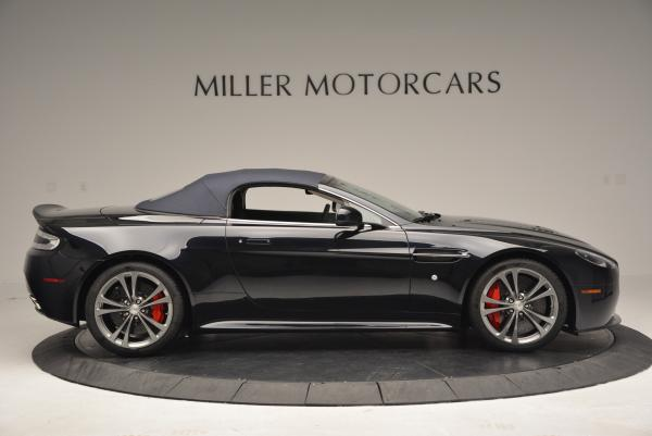 Used 2016 Aston Martin V12 Vantage S Convertible for sale $119,900 at Rolls-Royce Motor Cars Greenwich in Greenwich CT 06830 16