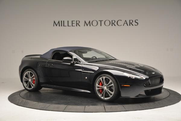 Used 2016 Aston Martin V12 Vantage S Convertible for sale $128,900 at Rolls-Royce Motor Cars Greenwich in Greenwich CT 06830 17