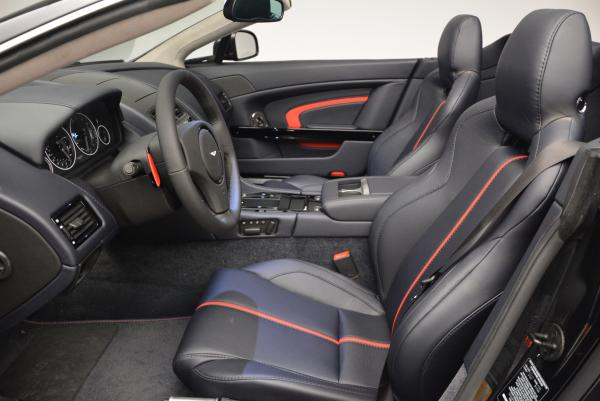 Used 2016 Aston Martin V12 Vantage S Convertible for sale $119,900 at Rolls-Royce Motor Cars Greenwich in Greenwich CT 06830 18