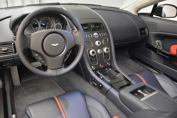 Used 2016 Aston Martin V12 Vantage S Convertible for sale $119,900 at Rolls-Royce Motor Cars Greenwich in Greenwich CT 06830 19