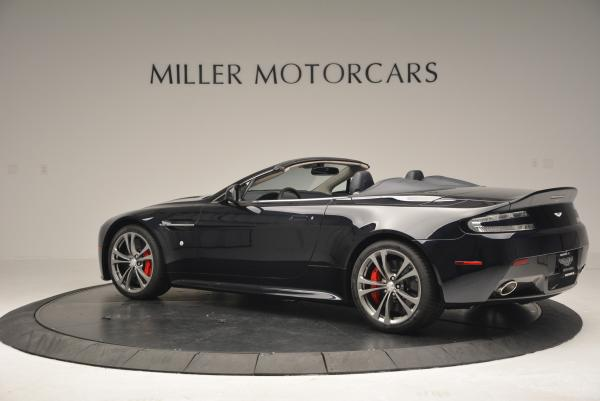 Used 2016 Aston Martin V12 Vantage S Convertible for sale $128,900 at Rolls-Royce Motor Cars Greenwich in Greenwich CT 06830 4