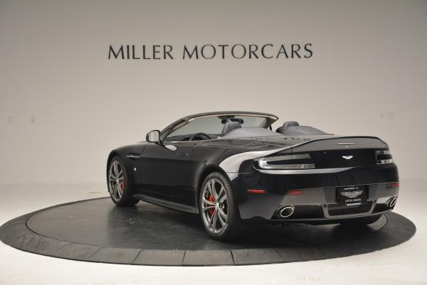 Used 2016 Aston Martin V12 Vantage S Convertible for sale $128,900 at Rolls-Royce Motor Cars Greenwich in Greenwich CT 06830 5