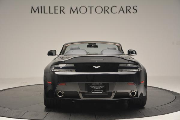 Used 2016 Aston Martin V12 Vantage S Convertible for sale $128,900 at Rolls-Royce Motor Cars Greenwich in Greenwich CT 06830 6