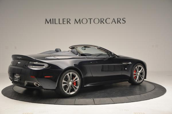 Used 2016 Aston Martin V12 Vantage S Convertible for sale $128,900 at Rolls-Royce Motor Cars Greenwich in Greenwich CT 06830 8