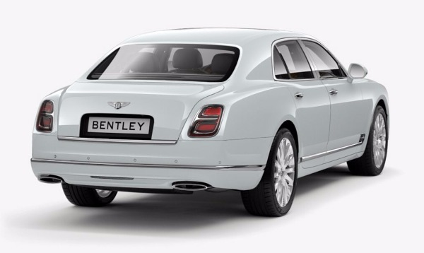 New 2017 Bentley Mulsanne for sale Sold at Rolls-Royce Motor Cars Greenwich in Greenwich CT 06830 3