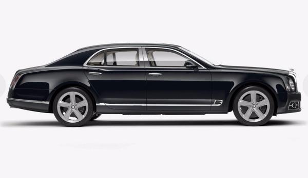 New 2017 Bentley Mulsanne Speed for sale Sold at Rolls-Royce Motor Cars Greenwich in Greenwich CT 06830 2