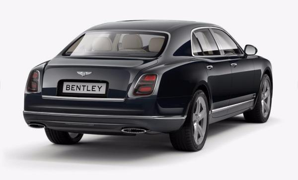 New 2017 Bentley Mulsanne Speed for sale Sold at Rolls-Royce Motor Cars Greenwich in Greenwich CT 06830 3
