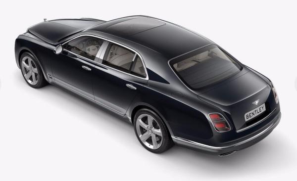 New 2017 Bentley Mulsanne Speed for sale Sold at Rolls-Royce Motor Cars Greenwich in Greenwich CT 06830 4