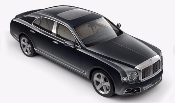 New 2017 Bentley Mulsanne Speed for sale Sold at Rolls-Royce Motor Cars Greenwich in Greenwich CT 06830 5