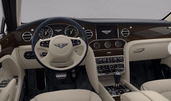 New 2017 Bentley Mulsanne Speed for sale Sold at Rolls-Royce Motor Cars Greenwich in Greenwich CT 06830 6