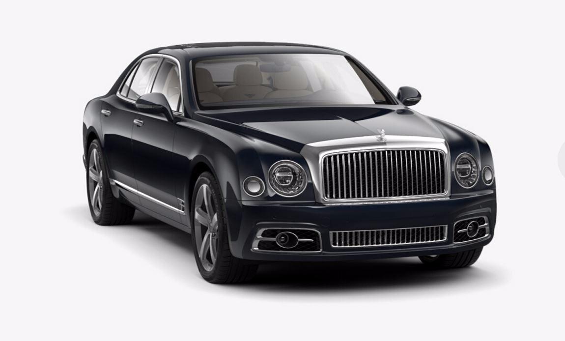 New 2017 Bentley Mulsanne Speed for sale Sold at Rolls-Royce Motor Cars Greenwich in Greenwich CT 06830 1