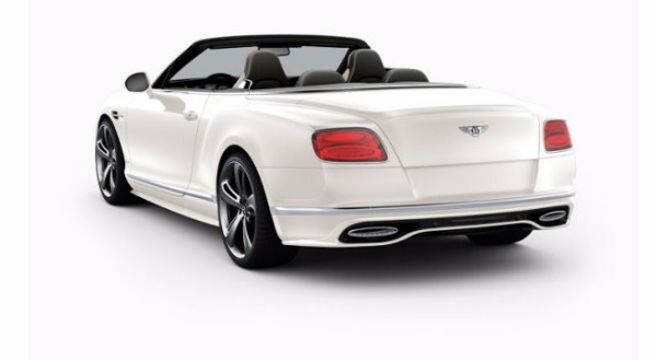 New 2017 Bentley Continental GT Speed for sale Sold at Rolls-Royce Motor Cars Greenwich in Greenwich CT 06830 2