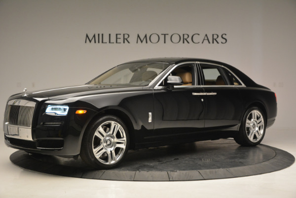 Used 2016 Rolls-Royce Ghost for sale Sold at Rolls-Royce Motor Cars Greenwich in Greenwich CT 06830 3