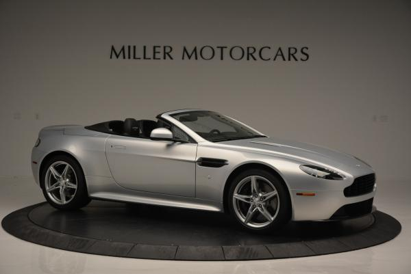 New 2016 Aston Martin V8 Vantage GTS Roadster for sale Sold at Rolls-Royce Motor Cars Greenwich in Greenwich CT 06830 10