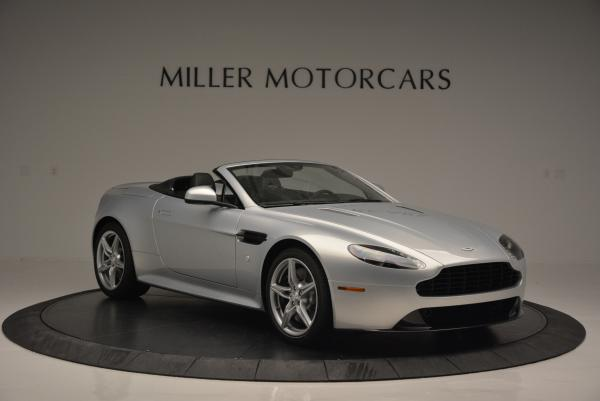 New 2016 Aston Martin V8 Vantage GTS Roadster for sale Sold at Rolls-Royce Motor Cars Greenwich in Greenwich CT 06830 11