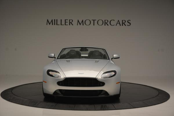 New 2016 Aston Martin V8 Vantage GTS Roadster for sale Sold at Rolls-Royce Motor Cars Greenwich in Greenwich CT 06830 12