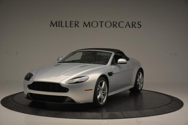 New 2016 Aston Martin V8 Vantage GTS Roadster for sale Sold at Rolls-Royce Motor Cars Greenwich in Greenwich CT 06830 13