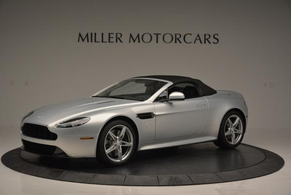 New 2016 Aston Martin V8 Vantage GTS Roadster for sale Sold at Rolls-Royce Motor Cars Greenwich in Greenwich CT 06830 14