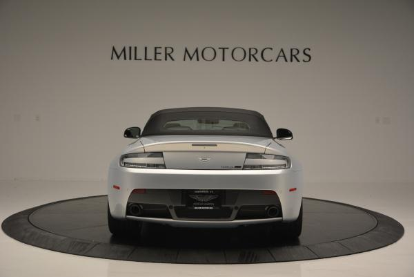 New 2016 Aston Martin V8 Vantage GTS Roadster for sale Sold at Rolls-Royce Motor Cars Greenwich in Greenwich CT 06830 16
