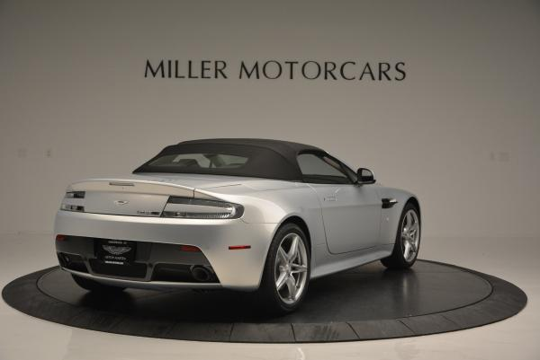New 2016 Aston Martin V8 Vantage GTS Roadster for sale Sold at Rolls-Royce Motor Cars Greenwich in Greenwich CT 06830 17