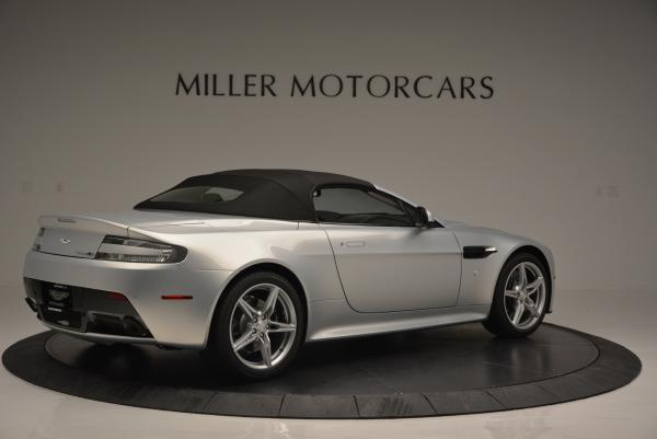New 2016 Aston Martin V8 Vantage GTS Roadster for sale Sold at Rolls-Royce Motor Cars Greenwich in Greenwich CT 06830 18