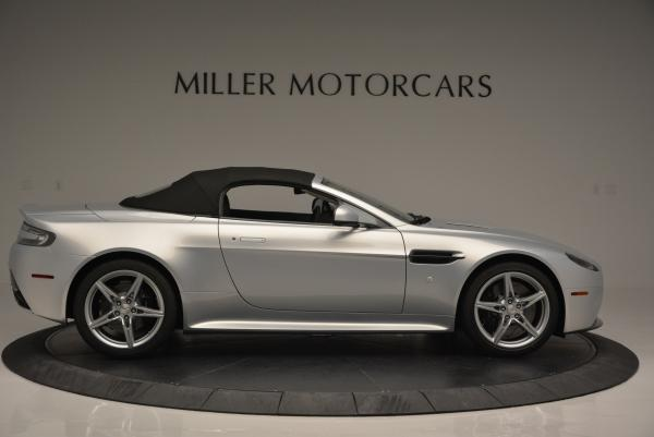 New 2016 Aston Martin V8 Vantage GTS Roadster for sale Sold at Rolls-Royce Motor Cars Greenwich in Greenwich CT 06830 19