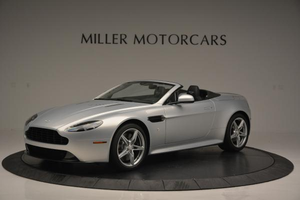 New 2016 Aston Martin V8 Vantage GTS Roadster for sale Sold at Rolls-Royce Motor Cars Greenwich in Greenwich CT 06830 2
