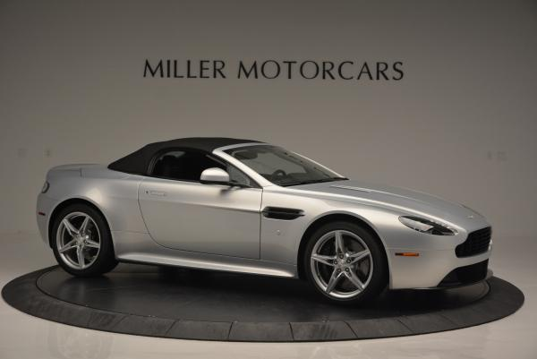 New 2016 Aston Martin V8 Vantage GTS Roadster for sale Sold at Rolls-Royce Motor Cars Greenwich in Greenwich CT 06830 20