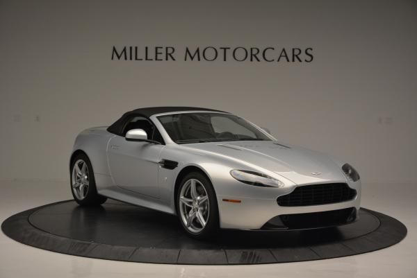 New 2016 Aston Martin V8 Vantage GTS Roadster for sale Sold at Rolls-Royce Motor Cars Greenwich in Greenwich CT 06830 21