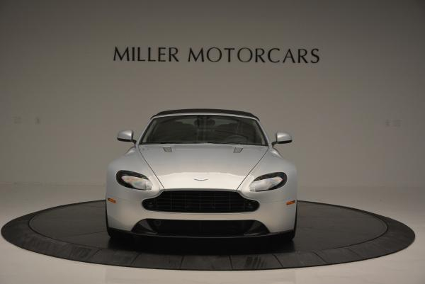 New 2016 Aston Martin V8 Vantage GTS Roadster for sale Sold at Rolls-Royce Motor Cars Greenwich in Greenwich CT 06830 22