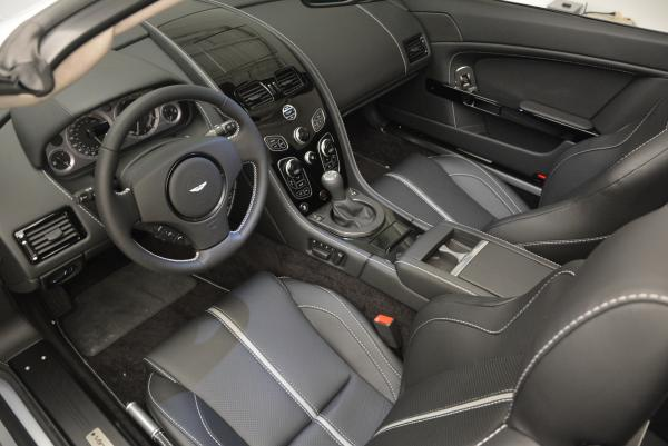 New 2016 Aston Martin V8 Vantage GTS Roadster for sale Sold at Rolls-Royce Motor Cars Greenwich in Greenwich CT 06830 23