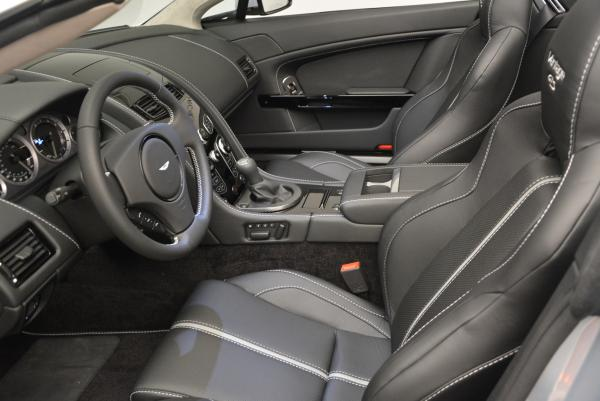New 2016 Aston Martin V8 Vantage GTS Roadster for sale Sold at Rolls-Royce Motor Cars Greenwich in Greenwich CT 06830 25