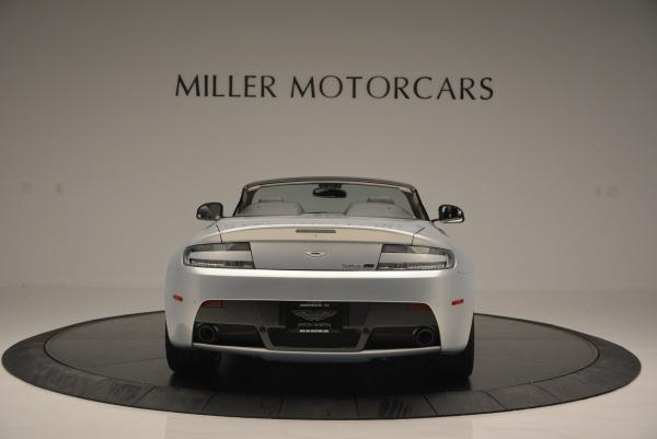 New 2016 Aston Martin V8 Vantage GTS Roadster for sale Sold at Rolls-Royce Motor Cars Greenwich in Greenwich CT 06830 6