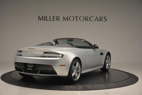 New 2016 Aston Martin V8 Vantage GTS Roadster for sale Sold at Rolls-Royce Motor Cars Greenwich in Greenwich CT 06830 7