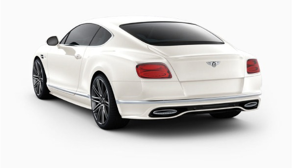 New 2017 Bentley Continental GT Speed for sale Sold at Rolls-Royce Motor Cars Greenwich in Greenwich CT 06830 4