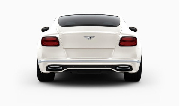 New 2017 Bentley Continental GT Speed for sale Sold at Rolls-Royce Motor Cars Greenwich in Greenwich CT 06830 5