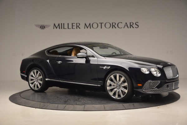 New 2017 Bentley Continental GT W12 for sale Sold at Rolls-Royce Motor Cars Greenwich in Greenwich CT 06830 10