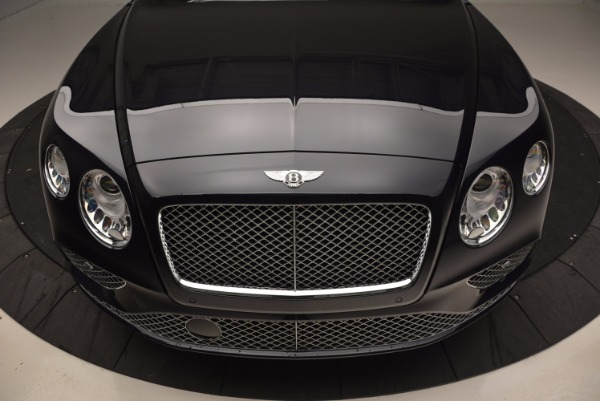 New 2017 Bentley Continental GT W12 for sale Sold at Rolls-Royce Motor Cars Greenwich in Greenwich CT 06830 13
